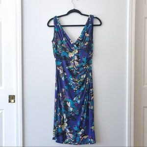 American Living Dress | Blue Floral | Size 6